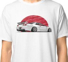 Nissan Skyline Gtr Rising sun Classic T-Shirt