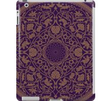 Indigo Home Medallion  iPad Case/Skin