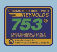 Reynolds 753, Enhanced Kids Clothes