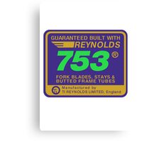 Reynolds 753, Enhanced Canvas Print