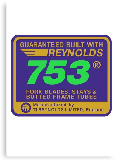 Reynolds 753, Enhanced by BonkersStyle