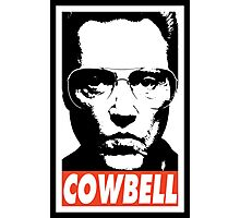 Cowbell Photographic Print