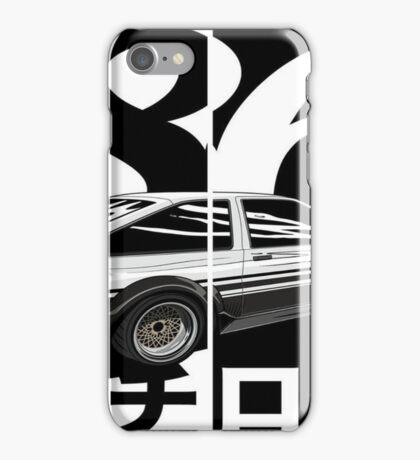 ae86 hatch 86 iPhone Case/Skin