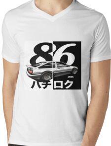 ae86 hatch 86 Mens V-Neck T-Shirt