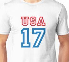 USA 17 Unisex T-Shirt
