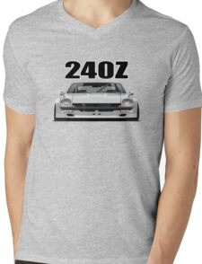 240z Jdm Han Mens V-Neck T-Shirt