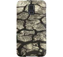 Parched Land - Clay Cracks and Nature Pattern Samsung Galaxy Case/Skin