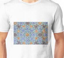Colorful mosaic tiles Unisex T-Shirt