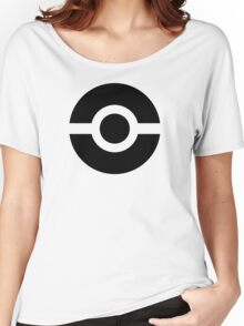 Pokeball Icon Women's Relaxed Fit T-Shirt