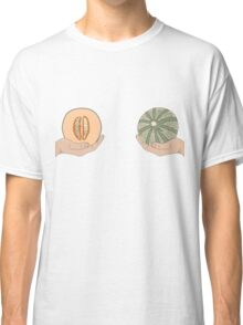 Melon boobs Classic T-Shirt