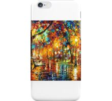 Colorful Night — Buy Now Link - www.etsy.com/listing/127706097 iPhone Case/Skin