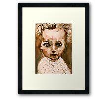 Margaret Mary Framed Print