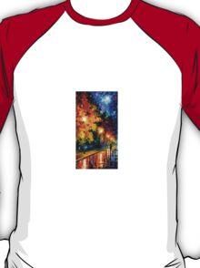 Blue Moon — Buy Now Link - www.etsy.com/listing/125705983 T-Shirt