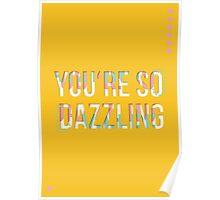 you're so dazzling - red velvet, oh boy, ver. 2 Poster