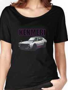 Nissan Kenmeri Stance Women's Relaxed Fit T-Shirt