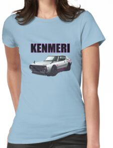 Nissan Kenmeri Stance Womens Fitted T-Shirt
