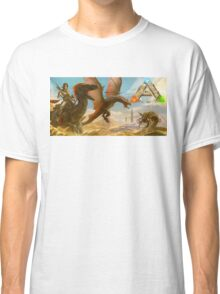 Scorched Earth Classic T-Shirt