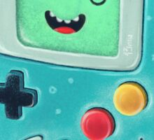 Game Beemo Sticker
