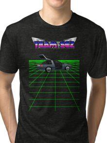 Team Sez Nissan Exa Tri-blend T-Shirt