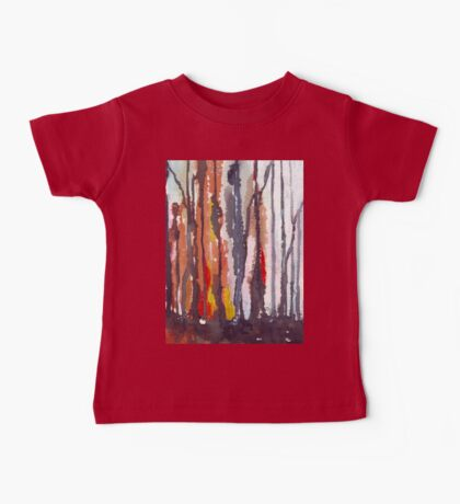 The mystical world of Flowers and Plants Baby Tee