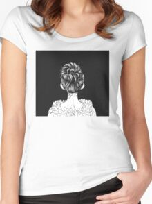 Hair Women's Fitted Scoop T-Shirt