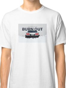 ae86 coupe burnout Classic T-Shirt