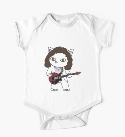 Meow may 2 One Piece - Short Sleeve