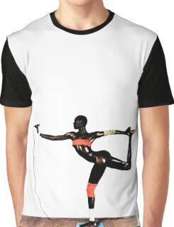Grace Jones - Island Life Graphic T-Shirt