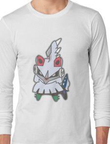Kawaii Silvally!! Long Sleeve T-Shirt