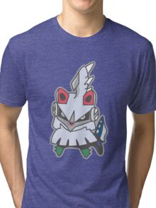 Kawaii Silvally!! Tri-blend T-Shirt