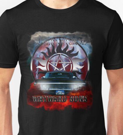 Supernatural WayWard Sons Theme Unisex T-Shirt