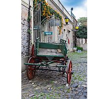 Ancient city of Colonia del Sacramento (1) Photographic Print