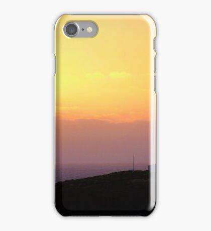 Sunset at Cape Leeuwin Lighthouse - Augusta - West Aust iPhone Case/Skin