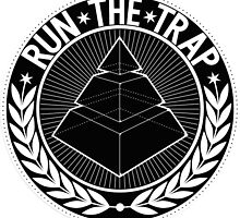 Run the Trap t shirt by kalakta