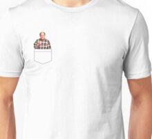 Pocket George Costanza Unisex T-Shirt