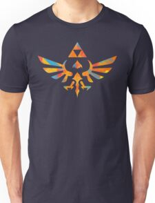 Skyward Sword Paint Orange Unisex T-Shirt