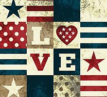 Love America by Lisa Marie Robinson