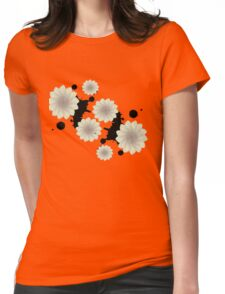 pantone designs Womens Fitted T-Shirt