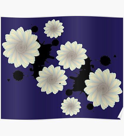 pantone designs Poster