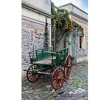 Ancient city of Colonia del Sacramento (2) Photographic Print
