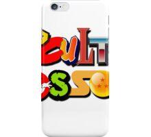 Pop Culture Crossover iPhone Case/Skin