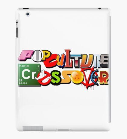 Pop Culture Crossover iPad Case/Skin
