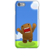 Domo Kun iPhone Case/Skin