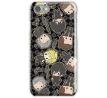 Chocobro Chibi +Dad iPhone Case/Skin