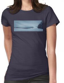mount panorama Womens Fitted T-Shirt