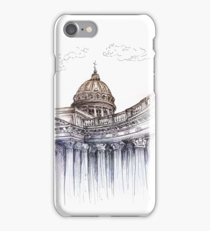 Kazan Cathedral, Saint Petersburg. iPhone Case/Skin