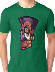 Toonkified Clown Unisex T-Shirt
