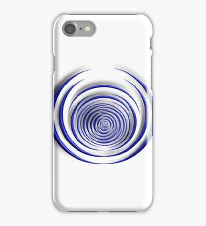 The Worm Hole iPhone Case/Skin