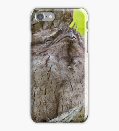 Mumma's Had A Big Night iPhone Case/Skin