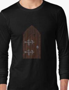 Glitch furniture door medieval door T-Shirt